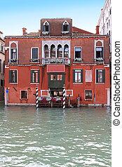 Venice entrance