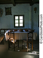 Old country house in central Europe - Croatia