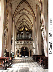 interno, chiesa