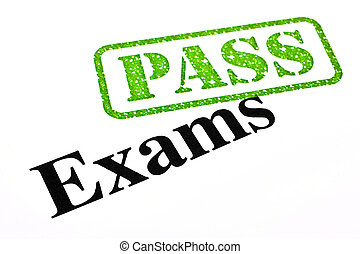 Exams Passing - Successfully passing your exams.