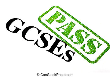 GCSEs PASSED - Passing your GCSE examinations