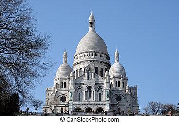 Basilique Sacre Coeur, Paris