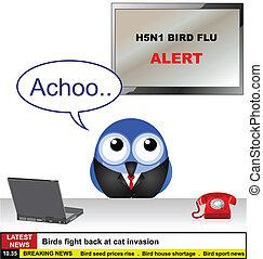 Bird News Desk