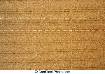 Background paper cartons.