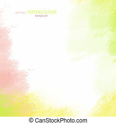 abstract watercolour background