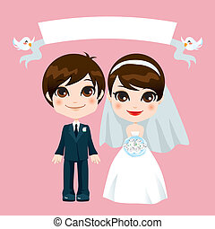 Sweet Couple Wedding