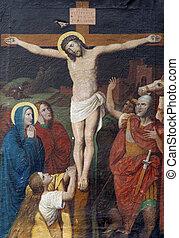 12th, estações, crucifixos