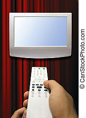 Tv Remote Control Zapping tv and remote Zapping channel