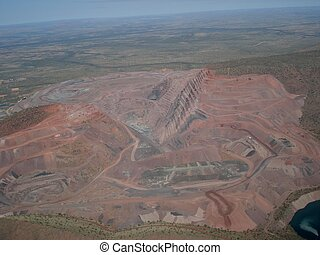 Argyle Diamond Mine #1
