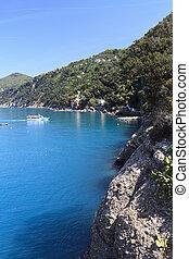 Golfo Paradiso, Liguria, Italy