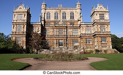 Wollaton Hall nottingham uk - wollaton Hall Nottingham UK