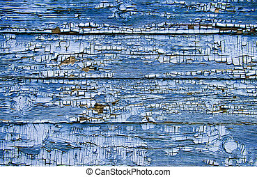 Old painted wood -wall texture - Old painted wood wall -...