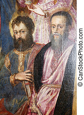 Saint Paul and Saint Andrew