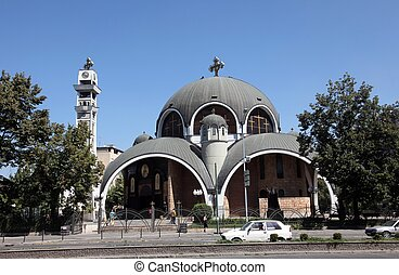 St Clement church, Skopje Macedonia - Saint Clement orthodox...