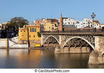 Triana, Puente, sevilla