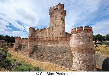 Castillo de la Mota 05