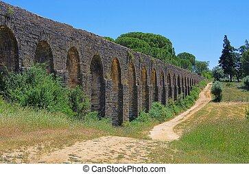 Tomar aqueduct 08