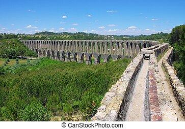 Tomar aqueduct 09