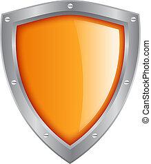 Vector shield illustration