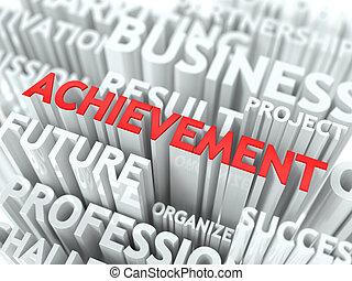 Achievement Background Conceptual Design. - Achievement...