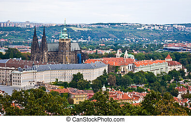 Castle of Prague