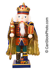 Christmas Nutcracker - A traditional Christmas nutcracker...
