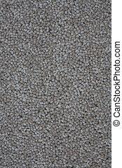 Gray carpet texture - Dark gray soft carpet closeup showing...