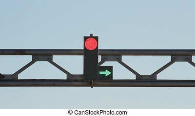 road traffic lights