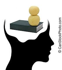 Book in Human Head