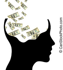Dollars to control the human brain,