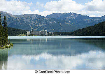 Canada – Alberta – Lake Louise - Chateau Hotel in Lake...