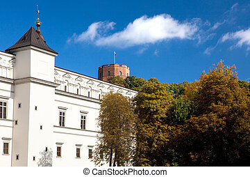 Royal Palace of Lithuania - Reconstructed Royal Palace of...