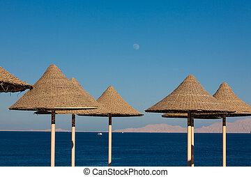 Beach in Sharm al-Sheikh