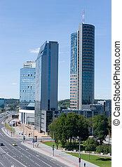 Modern Vilnius