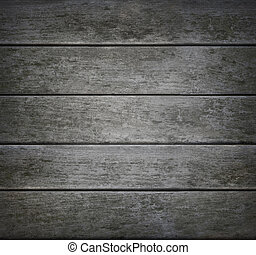Weathered gray horizontal wood texture seamlessly tileable -...