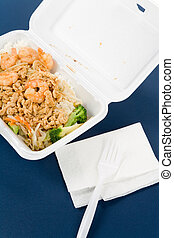 Chinese fast food -  Lunch Box Chinese fast food