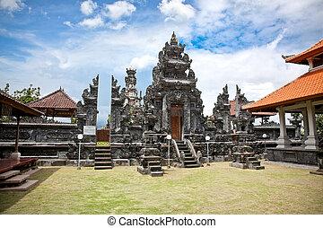 Pura Padmasana Puja Mandala Temple. Nusa Dua, Bali ....