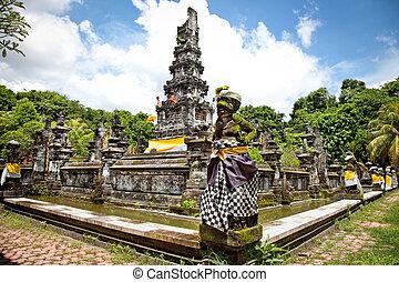 Pura Jagatnatha Temple Denpasar, Bali, Indonesia - Pura...