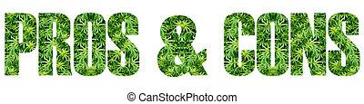 pilotaggi,  pros,  Marijuana