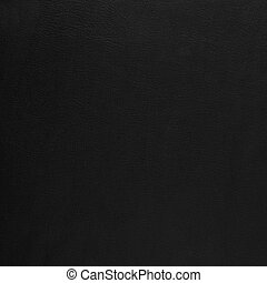 Black leather texture - Natural qualitative black leather...