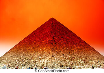 grand Pyramid of Giza, Egypt