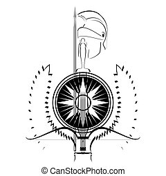 Arms of the gladiator - Arms and armor of the ancient...