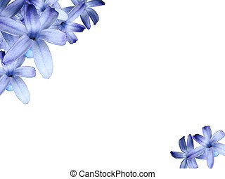 Greeting card background - White greeting card background...