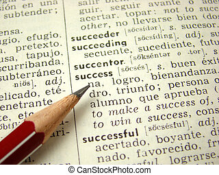 success word in dicti - success word in english-spanish...