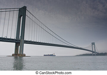 Verezano Bridge in New York