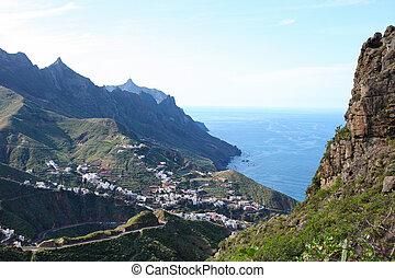 Santa Cruz de Tenerife - Landscape near Santa Cruz de...