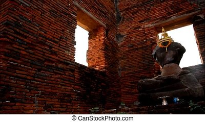Wat Phra Si Sanphet, Ayuthaya - Temple Ruins of the Ancient...