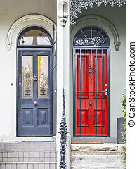 terrace house paddington sydney - An image of terrace houses...