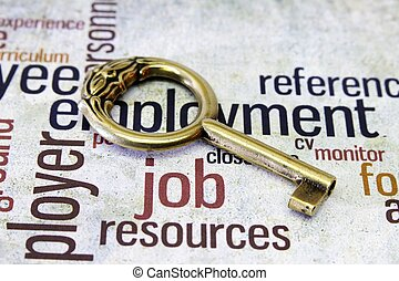 Job and key concept