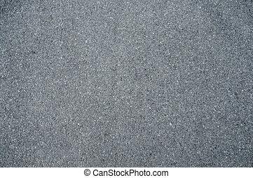 Background shot of asphalt street - Background shot of grey...